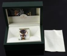 MENS ROLEX OYSTER PERPETUAL DATEJUST TURNOGRAPH