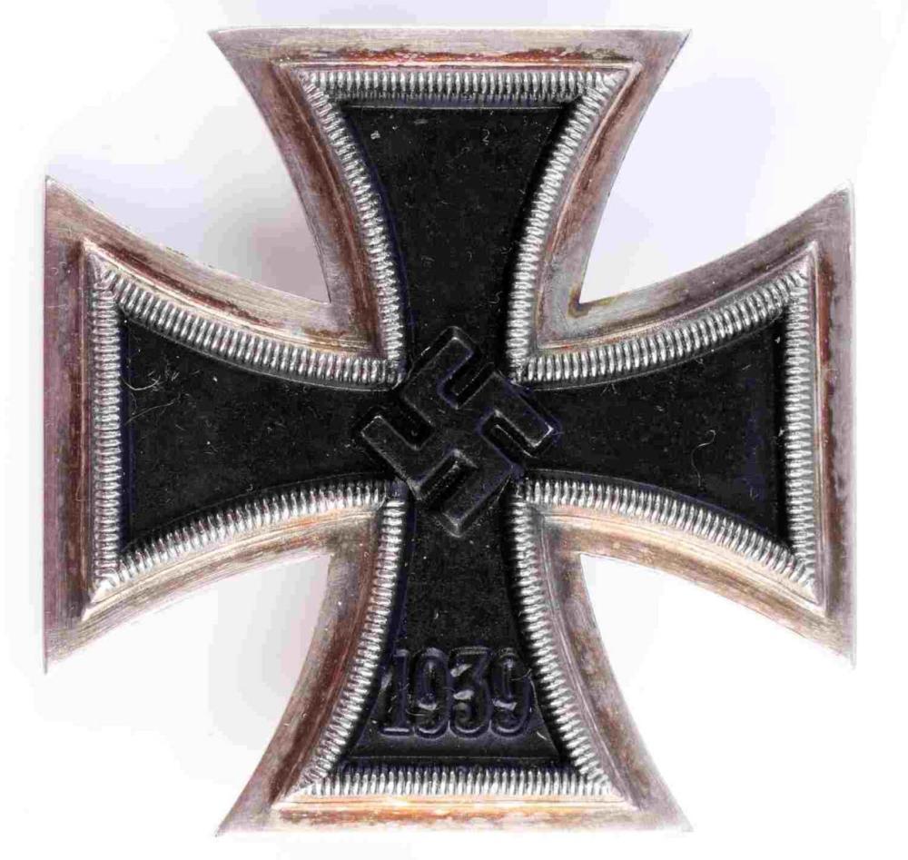 GERMAN WWII THIRD REICH IRON CROSS DECORATION