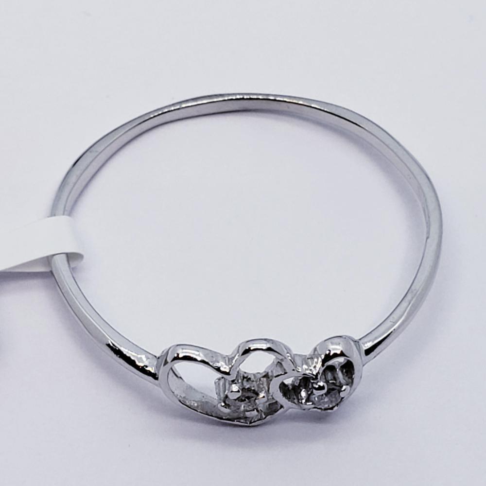 10K Diamond(0.04ct) Ring