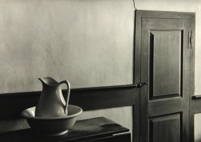 George Tice (b. 1938), Shaker Interior, Sabbathday Lake