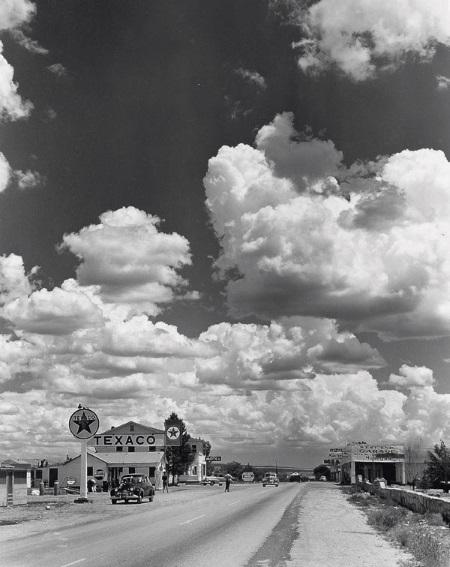 Andreas Feininger (1906-1999), Route 66