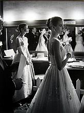 Allan Grant (1919-2008), Audrey Hepburn and Grace Kelly