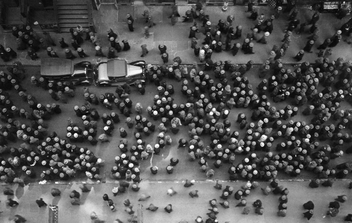 Margaret Bourke-White (1904-1971), Hats, New York