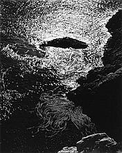 Edward Weston (1886-1958), China Cove, Point Lobos