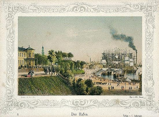 Wilhelm Heuer (1813 - 1890) - Original