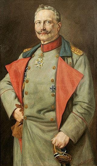 Julius Dielmann (1862 - 1931), Öl auf Leinwand von