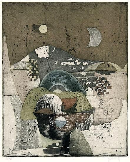 Yoshi Takahashi (1943 - 1998) - Original