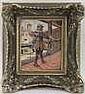 Kategorie: Gemälde - Fritz Bergen (1857-1941) - Öl