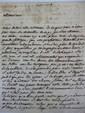 Gabriel-François DOYEN (1726-1806) peintre. L.A.S., 27 janvier 1776, à M. Regnard, curé de St Salomon à Pithiviers ; 3 pages in-4, adresse, cachet de cire rouge (petit trou par bris de cachet, lég. mouill.).