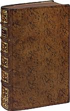CHABERT (Joseph Bernard, marquis de). Voyage fait par ordre du Roi en 1750 et 1751, dans l'Amérique septentrionale, pour rectifier les cartes des côtes de l'Acadie, de l'Isle Royale & de l'Isle de Terre-neuve ; et pour en fixer les principaux points