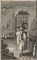 RESTIF DE LA BRETONNE (Nicolas-Edme). Les Nuits de Paris, ou le Spectateur-nocturne. Londres ; Paris, chés les Libraires nommés en tête du Catalogue, 1788-1789 [puis] Guillot, 1790. 15 volumes in-12, demi-basane fauve avec coins sertis d'un filet
