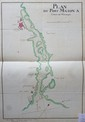 [ANONYME]. Plan du Port Mahon à l'isle de Minorque. [vers 1756]. 504 x 345 mm.