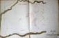 [ANONYME]. Plan de Montdauphin. [vers 1700]. En deux feuilles jointes de 516 x 800 mm.