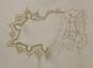 [ANONYME]. Pignérol. [milieu XVIIIe siècle]. 347 x 495 mm.