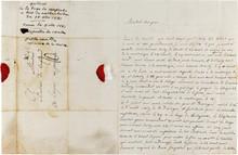 AMÉRIQUE. 36 lettres ou pièces, la plupart L.A.S., à M. de Chieusses-Combaud, à Lorgues en Provence, 1778-1783.
