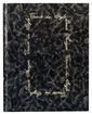ARAGON (Louis). TRAITé DU STYLE. Paris, N.R.F, 1928. Petit in-4 pleine reliure de peau imprimée, dos titré, décor géométrique sur le premier plat portant le titre. Doublures de nubuck rouge vif, couverture et dos conservés, chemise titrée, étui