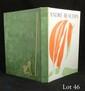 [BEAUDIN (André)]. LIMBOUR (Georges). ANDRÉ BEAUDIN. Paris, Verve, 1961. In-4, couverture cartonnée illustrée par Beaudin.