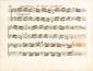 DANSE - MANUSCRIT. Recueil de danses, menuets, rondeau...avec les airs notés (S.l., c.1760) ; petit in-4 à l'italienne, plein veau brun, dos à cinq nerfs, caissons aux fleurs de lys, 154 pp. (reliure de l'époque).