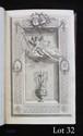 GUITARE PATOUART Fils. La Muse lyrique, dédiée à la Reine. Recueils d'Airs avec accompagnement de Guitarre (Paris, Jolivet, 1775) ; in-8, plein veau, 198 pp (reliure du XIXème siècle).
