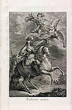 BEAURAIN (Chevalier de) et Henri-Louis d'AGUESSEAU. Histoire de la Campagne de M. le Prince de Condé, en Flandre en 1674 ; précédée d'un Tableau historique de la Guerre de Hollande jusqu'à cette époque. Paris, chez l'Auteur et Ch. Ant. Jombert père,