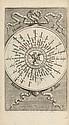 BONNECORSE (Balthazar de). La Montre. Cologne, Pierre Michel, 1667. In-16, maroquin vert, triple filet, dos orné, tranches dorées (Thibaron-Joly).