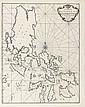 ANSON (George). Voyage autour du monde, fait dans les années MDCCXL, I, II, III, IV... Traduit de l'Anglois. Nouvelle édition. Amsterdam et Leipzig, Arkstée & Merkus, 1751. In-4, basane brune marbrée, dos orné, tranches rouges (Reliure de l'époque).