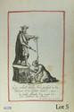 AMORIS DIVINI ET HUMANI effectus varii Sacræ Scripturæ Sanctorumque PP. sententiis, ac Gallicis versibus illustrati. Anvers, Michael Snyders, 1626. In-8, vélin rigide, tranches mouchetées (Reliure de l'époque).