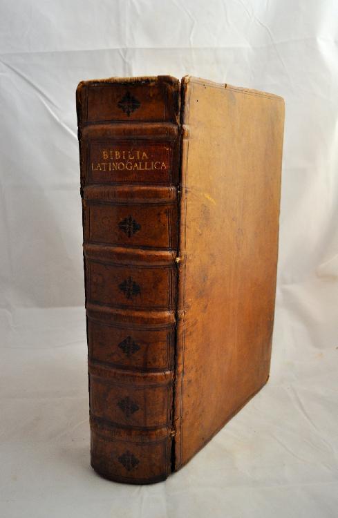 BIBLE - Biblia Latinogallica