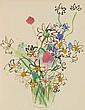 COLETTE - DUFY (R.). Pour un herbier. [Lausanne], Mermod, [1951], in-4°, en ff., couverture illustrée, chemise et étui d'éditeur.
