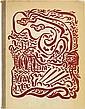 DUTHUIT (G.) - MASSON (A.). Le Serpent dans la galère. New York, Curt Valentin, 1945, in-4°, cartonnage illustré d'éditeur.