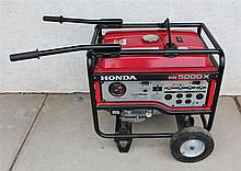 Honda EB 5000X Generator with GX340 11 Hp Engine, 31