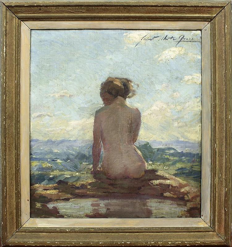 Gross, Juliet White Lewis, 1880-1977, Pennsylvania,