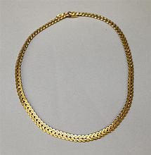 18KY Gold Neck Chain