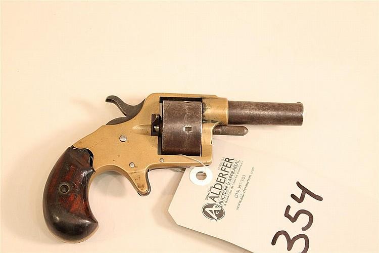 Colt House Model revolver  Cal  41 Rimfire  2-1/2