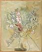 Sterling Strauser Floral still life, oil on board,, Sterling Boyd Strauser, Click for value