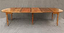 Drop Leaf Table, Cherry, Normandy c 1880,  29
