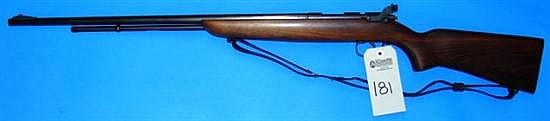 Remington 512-P Sportmaster bolt action rifle. Cal. 22. 25