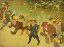 Franz Paul Glass (1886 - 1964)