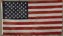 US Flag-Operation Iraqi Freedom