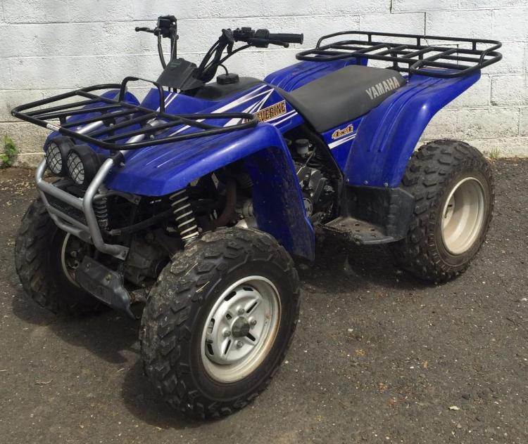 2001 yamaha wolverine atv for preview only for Yamaha mini four wheelers