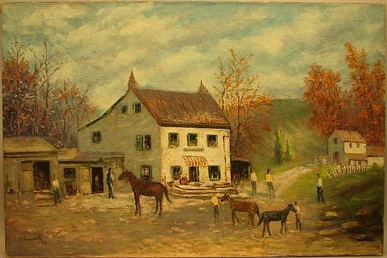 Ricciardi, Cesare, 1892-1973, Pennsylvania,