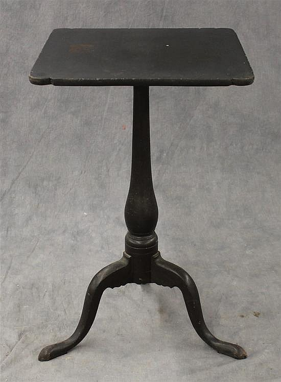 Queen Anne Candlestand
