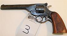 Harrington & Richardson Arms Company 999 Sportsman double action revolver. Cal. 22 LR. 6