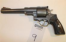 Ruger Super Redhawk double action revolver. Cal. 454 Casull/.45 Colt. 7-1/2