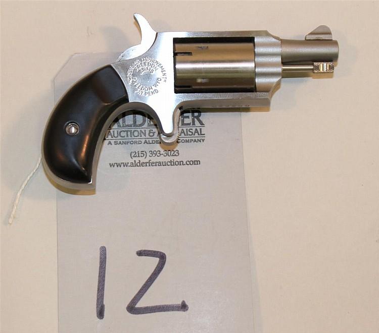 Freedom Arms Casull's Improvement single action black powder