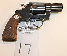 Colt Detective Special double action revolver. Cal. 38 Spcl. 2