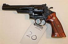 Smith & Wesson Model 1955/25-2 double action revolver. Cal. 45. 6