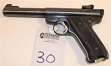 Ruger Mark I Target semi-automatic pistol. Cal. 22 LR. 5-1/2