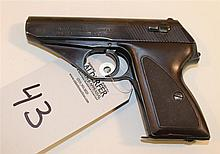 Mauser HSc semi-automatic pistol. Cal. 7.65 mm. 3-1/4