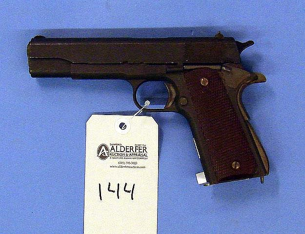 Firearms: Essex Arms Corp. Model 1911